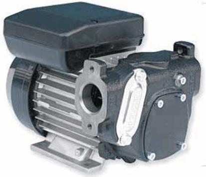 Diesel Polttoainepumppu 230V 70l/min