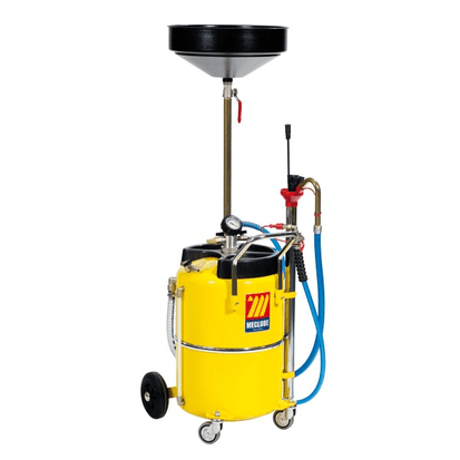 Meclube imuvaihtaja/öljynkerääjä altaalla 65L