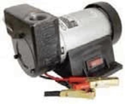 Diesel polttoainepumppu 24V/50l/min