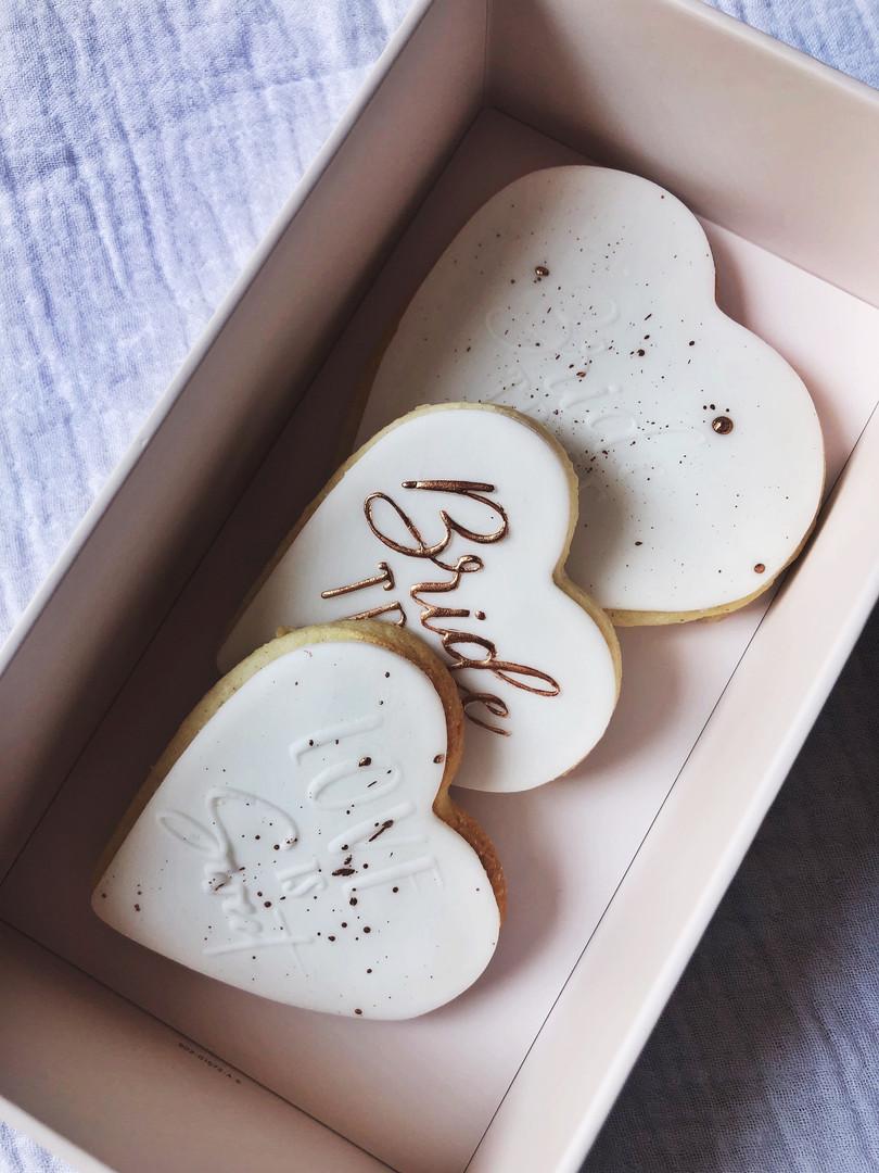 Biscuits personnalisés EVJF