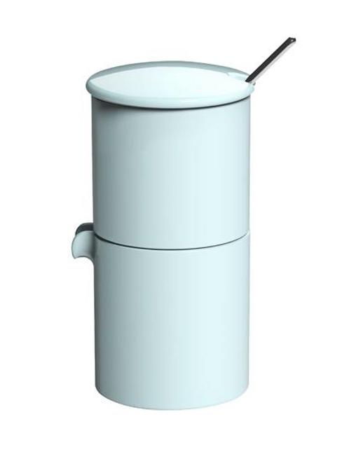 Bond 90ml Sugar and Creamer + Spoon Set