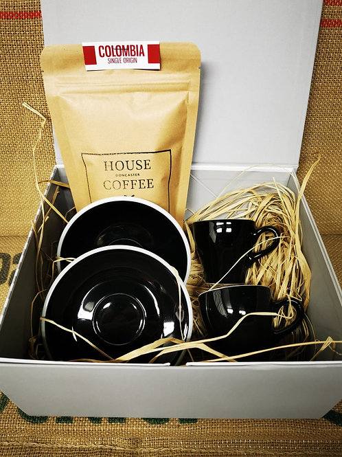 Coffee and Cups Gift Box