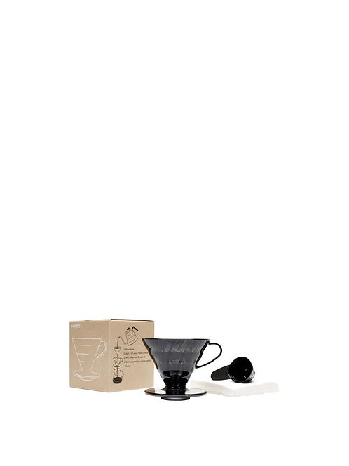 V60 Dripper set Transparent