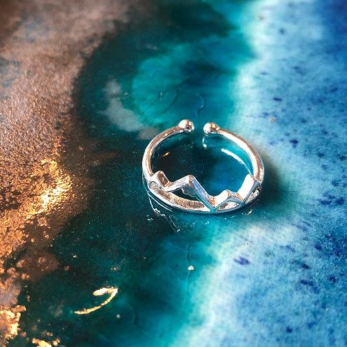 Sierra Ring - Silver
