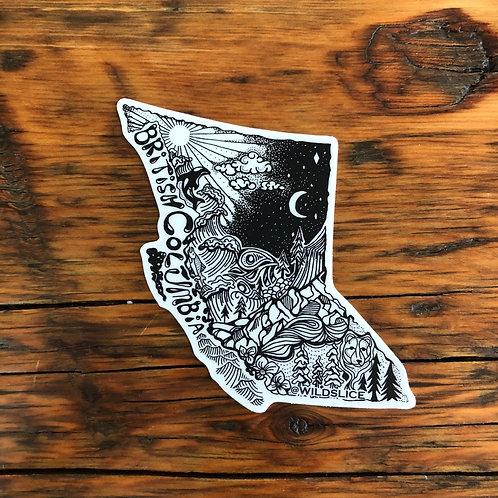 BC Sticker