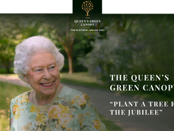 Plant a Tree for the Jubilee