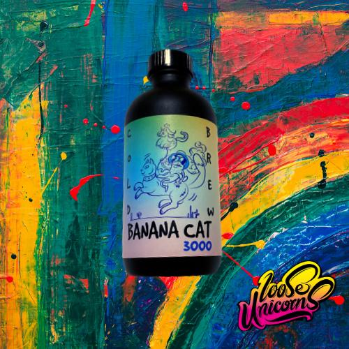 BANANA CAT 3000 - Cold Brew (250ml)