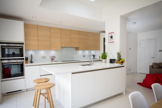 AMG Building Services Ltd - Kitchens
