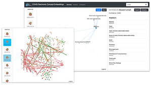 TextEssence: A Tool for Interactive Analysis of Semantic Shifts Between Corpora