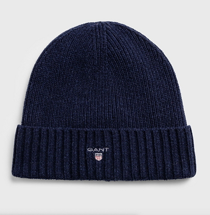 Wool-Lined Beanie