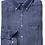 Thumbnail: Gant College Blue Regular Linen Shirt
