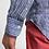 Thumbnail: Regular Fit Linen Banker Shirt