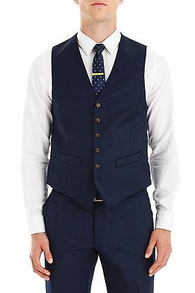 Navy Waistcoats
