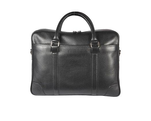 Leather Satchel Briefcase