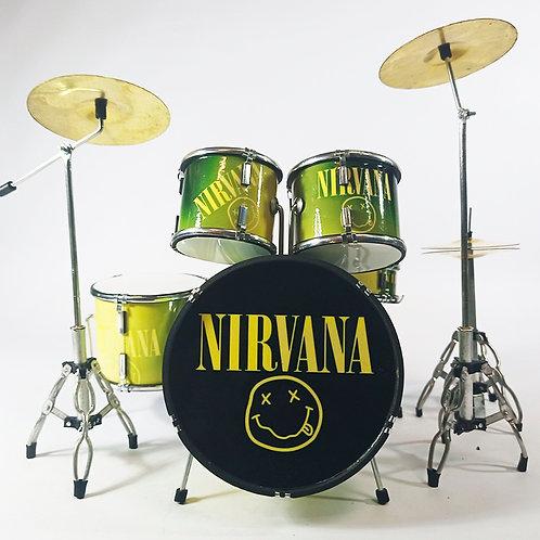 Batería Miniatura Nirvana