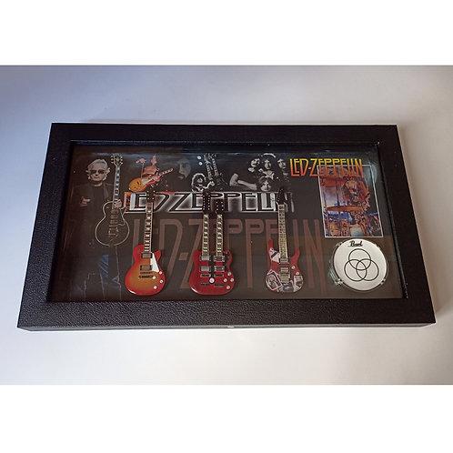 Diorama Led Zeppelin