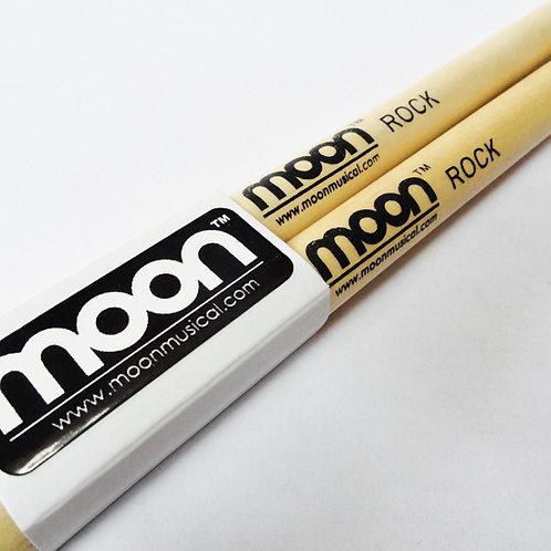 Baquetas Moon Rock punta madera