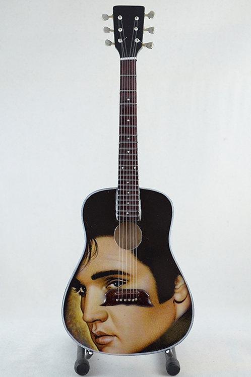 Guitarra Miniatura Elvis