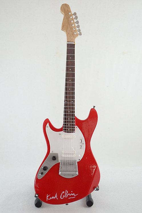 Guitarra Miniatura Nirvana