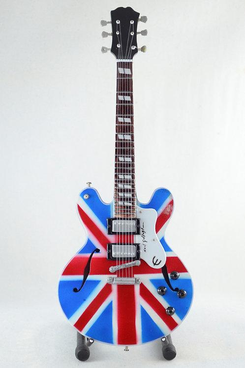 Guitarra Miniatura Oasis