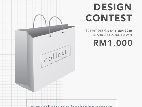 Collectr Packaging Design Contest