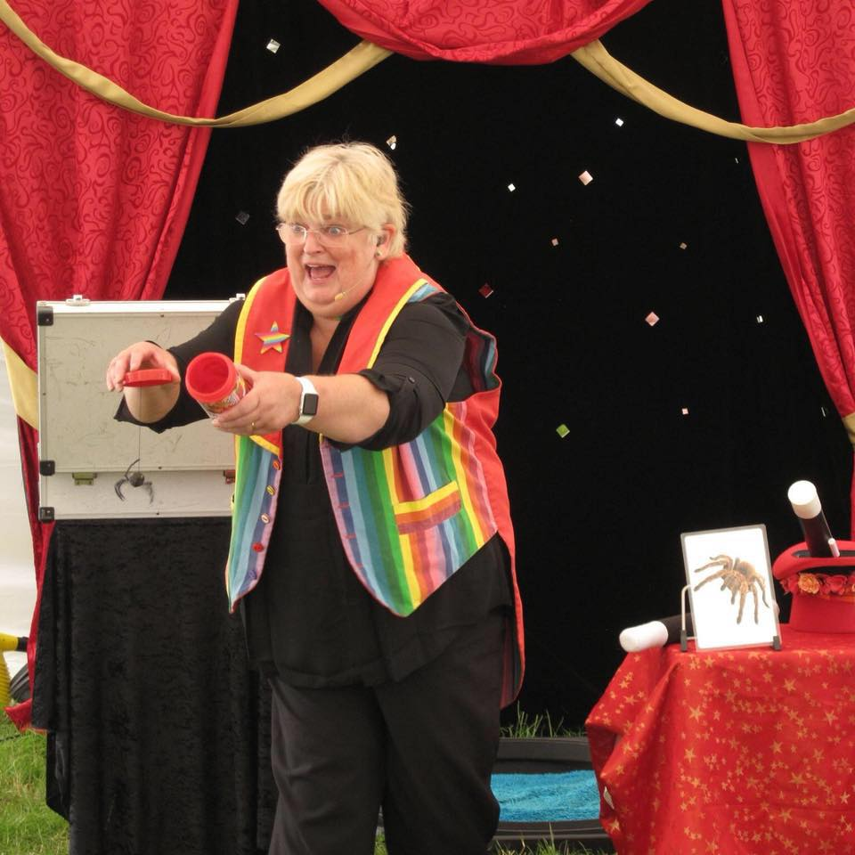 Magic Show for older children