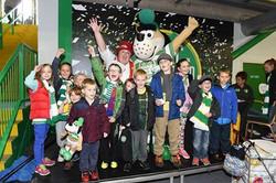 Celtic Park pre-game fun