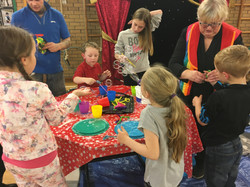 Bubble Workshop at Primary Schools