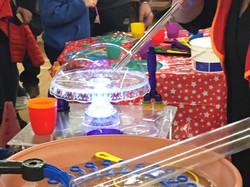 Bubble dome fun