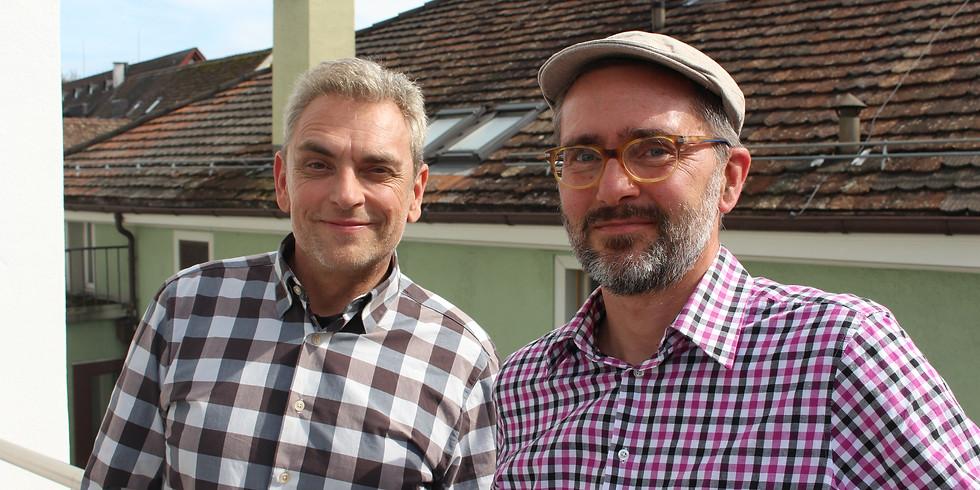 Ein Jingfang-Seminar mit Dietmar Wohl und Andreas Kalg