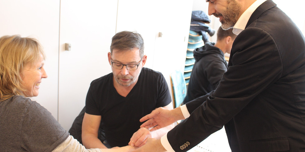 Wrist and Ankle Acupuncture with Josep Carrion