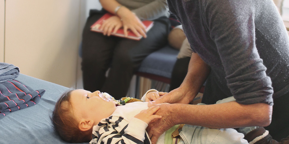 ONLINE - Pediatric Acupuncture: Clinical Workshop with Dr. Elisa Rossi