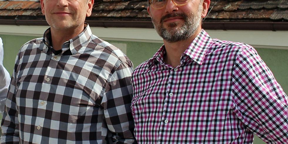 Keine Anmeldung mehr: Ein Jingfang-Seminar mit Dietmar Wohl und Andreas Kalg