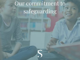 Our commitment to safeguarding