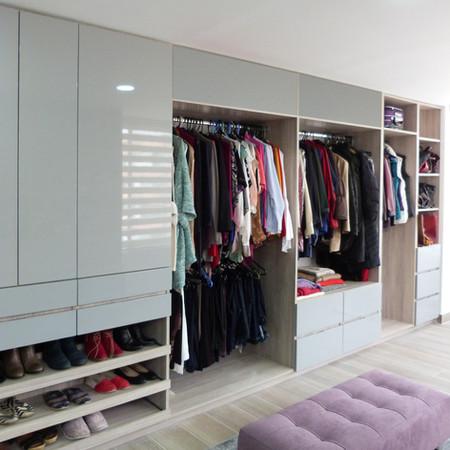 Closets personalizados