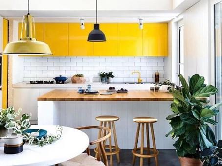 Que debes tener en cuenta al momento de remodelar tu cocina.
