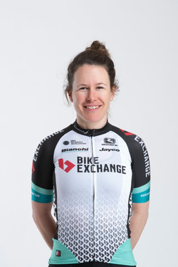 Amanda Spratt - Credit: Team BikeExchange