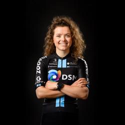 Susanne Andersen - Credit: Team DSM - Vincent Riemersma - Keep Challenging