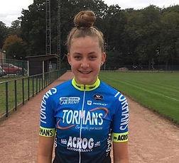 Zoe Backstedt