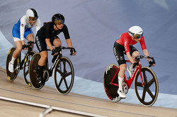 Commonwealth Scratch Race 2018