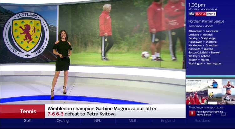 Orla Sky Sports