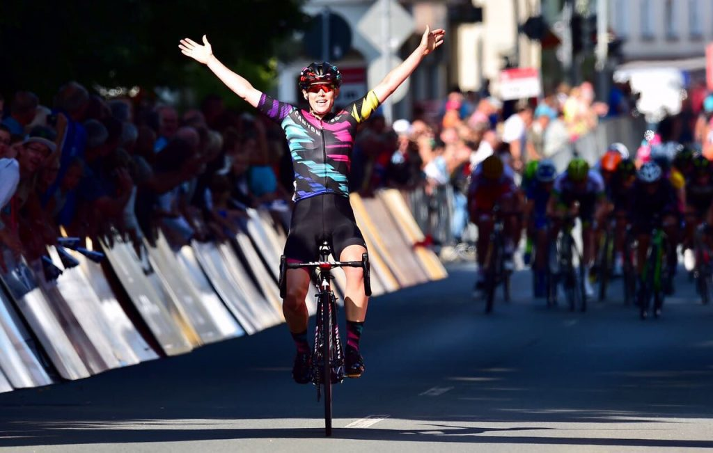 Thuringen stage win