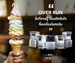 Over Run สิ่งที่ควรรู้ก่อนตัดสินใจซื้อเครื่องทำไอศครีม