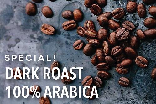 COFFEE BEANS 100% ARABICA