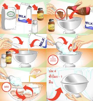 การทำไอศครีม Hard Serve vs Soft Serve ความแต่งต่างที่เห็นได้ชัดเจน