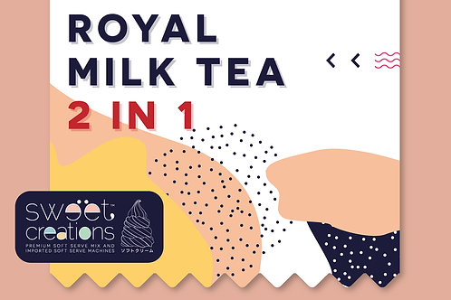 2IN1 ROYAL MILK TEA