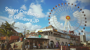 Review Soft Cream in Okinawa,Japan
