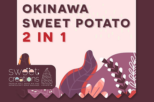 2IN1 OKINAWA SWEET POTATO
