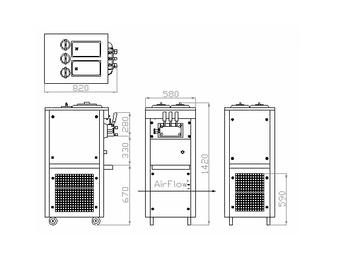 เลือกเครื่องผลิตไอศครีมซอฟท์เสิร์ฟอย่างไรให้เหมาะกับคุณ (SOFT SERVE MACHINES)