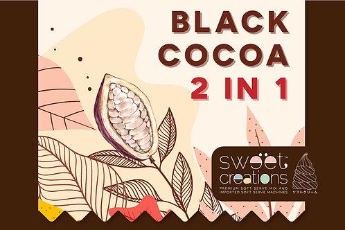 2IN1 BLACK COCOA